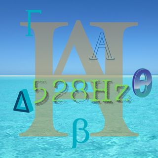 Solfeggio Frequency 528-Hz for DNA Repair, and Positive Transformation.