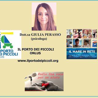 PUNTATA STRAORD.: IL PORTO DEI PICCOLI ONLUS - presenta DOTT.SA GIULIA PERASSO
