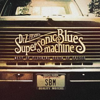 Miracle man di Supersonic Blues Machine