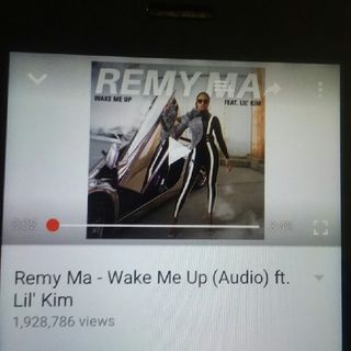 Remy Ma Lil Kim Wake Me Up!