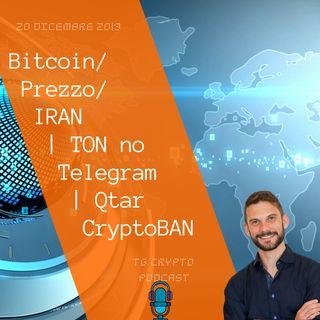 Bitcoin-Prezzo-IRAN | TON no Telegram | Qtar Crypto BAN