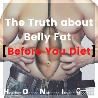 The Truth about Belly Fat [Before You Diet]