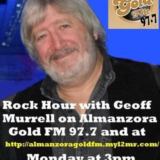 The rock hour with Geoff  Murrell