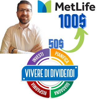 METLIFE   AZIENDA A SCONTO DEL 50% ANALISI COMPLETA value investing