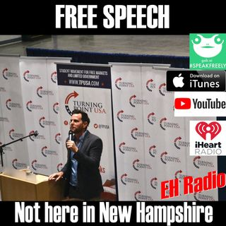 Morning moment FREE SPEECH in New Hampshire maybe May 22 2018