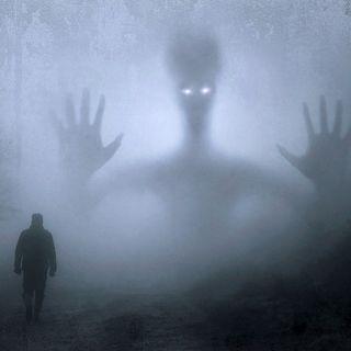#17. Godnathistorie (1) Lukas hører om dæmonerne.