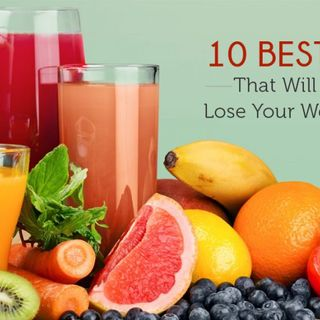 10 Best Juices That Will Make You Lose Your Weight Quickly - Copy