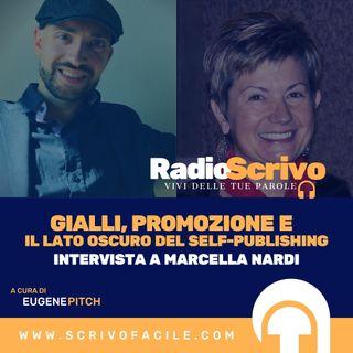Gialli, Promozione e il Lato Oscuro del Self-Publishing - Intervista a Marcella Nardi