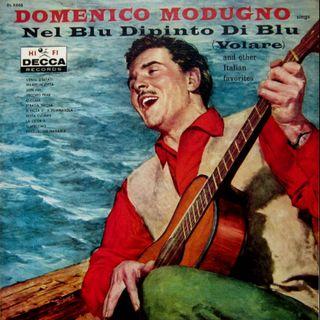 Domenico Modugno - Nel Blu Dipinto Di Blu (Volare)