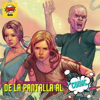 De la Pantalla al Comic T2021