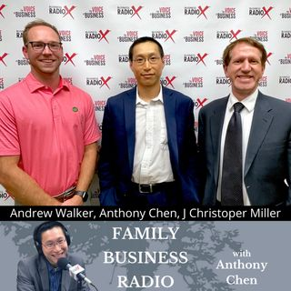 Chris Miller, North Fulton Wills, and Andrew Walker, Brady, Ware & Company