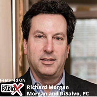 Richard Morgan, Morgan and DiSalvo