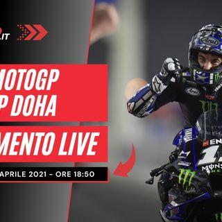 MotoGP | GP Doha 2021 - Commento Live Gara