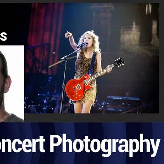 Alan Hess: Concert Photography Workflow | TWiT Bits