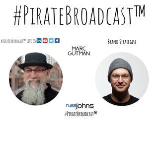 Catch Marc Gutman on the #PirateBroadcast™
