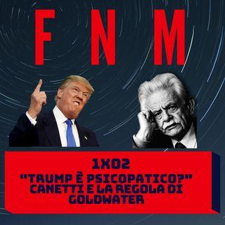 """""""Trump è psicopatico?"""" - Canetti e la regola di Goldwater"""