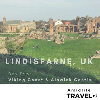 Experience the Viking Coast, Lindisfarne & Alnwick Castle, UK