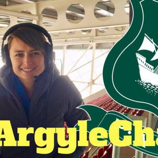 #ArgyleChat with Sky Sports' Michelle Owen