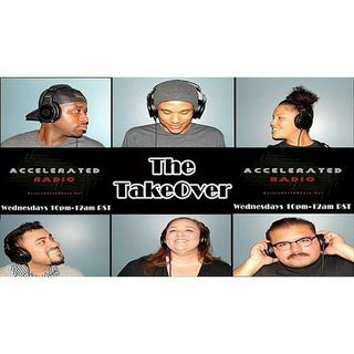 The TakeOver Radio Show 7-15
