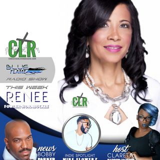 Blue Flame Radio Dr. Renee