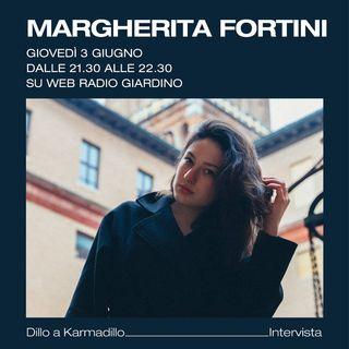 """Margherita Fortini: il potere della parola ed """"esperimenti"""" in francese - Dillo a Karmadillo - s01e21"""
