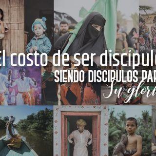 Lucas 14:25-35 El costo de ser discípulo para Su gloria. - Audio