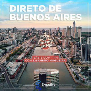 Cinema Falado - Rádio Executiva - 11 de Maio de 2019