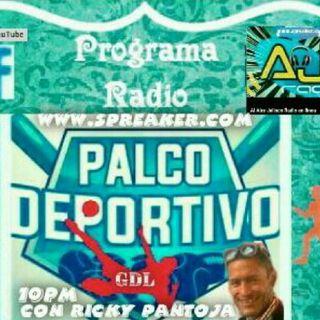 Episodio 29 - Palco Deportivo