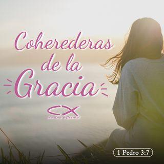 Oración 10 de marzo (Coherederas de la gracia)
