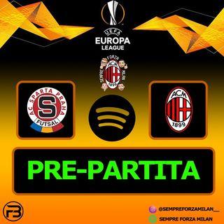 PRE PARTITA | SPARTA PRAGA - MILAN
