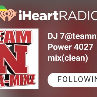 DJ 7@teamndamixz flex103 mix 5 18R drops - various(1)