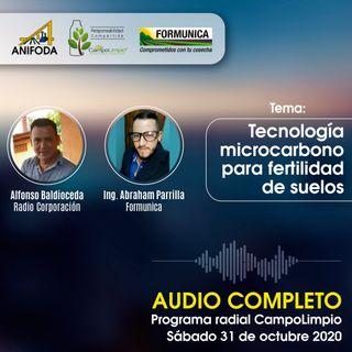 Programa CampoLimpio 31 de octubre (micro carbono)