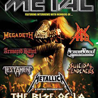 Episode 16:  Bob Nalbandian Interview (Inside Metal DVD's)