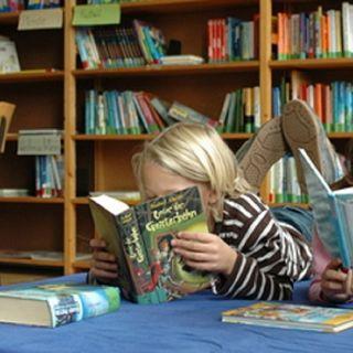 Buon compleanno biblioteca