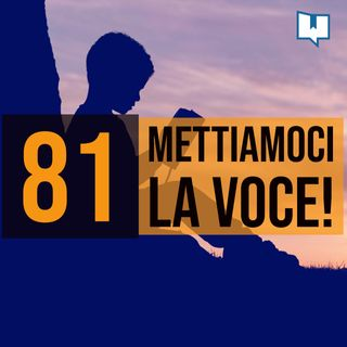 81 - Imparare a voce alta con Alessandro De Concini