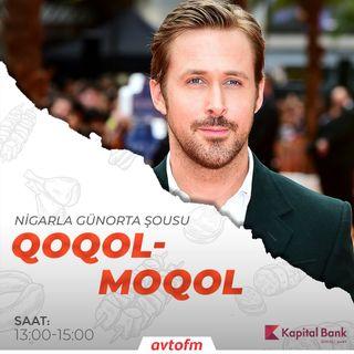 Ryan Gosling-in ən sevdiyi yeməklər | Qoqol-moqol #20
