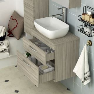 Here Are Some Guidelines For The Wall-Hung Furniture In Your Bathroom