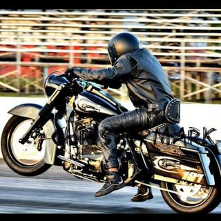 LIVE WITH PONTO 1 OF THE WEST COAST FASTEST MAN ON A BAGGER