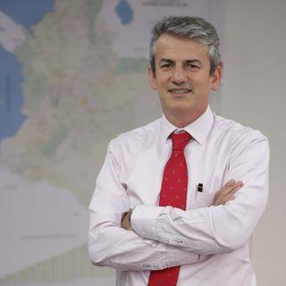 Declaraciones del Director de Invías Carlos García Montes sobre la declaratoria de urgencia manifiesta para atender puente Simaña