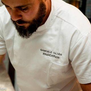 Gabriele Valdès, giornata mondiale della pizza.