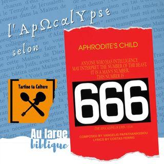 #231 Apocalypse's Child 666 (Manu / Tartine ta culture)