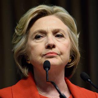 Hillary Belongs In Prison!
