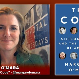 Triangulation 424: Margaret O'Mara: The Code