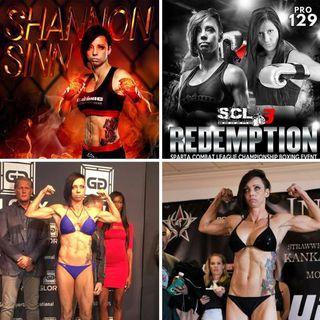 Fightlete Interview Shannon Sinn
