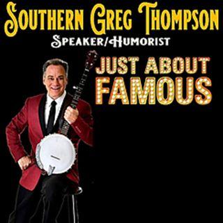 Countyfairgrounds presents Greg Thompson