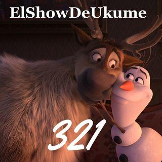 Frozen 2 | Aquasella - Rebekah | ElShowDeUkume 321
