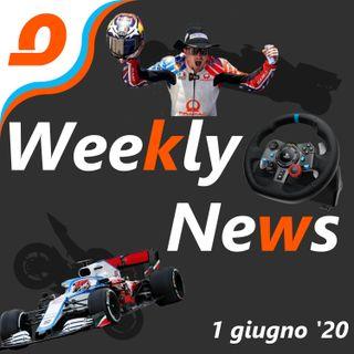 Esport: non è solo un gioco (Weekly News 1 giugno '20)