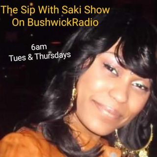 The Sip With Saki Show ft. Crazy DJ Bazarro Subject: Derrick Jaxn