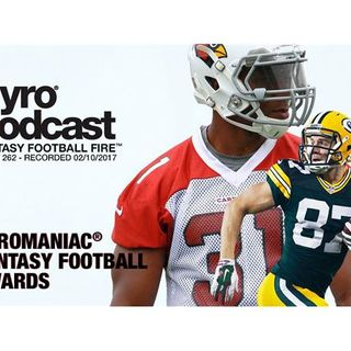 Pyro Podcast - Show 262 - 2016 Pyromaniac Fantasy Football Awards