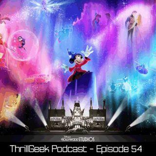 Episode 54 - Destination D 2018 announcements
